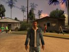 Джинсовая куртка Тревора GTA 5 for GTA San Andreas side view
