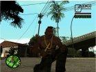 Gold Guns Pack для GTA San Andreas вид сверху