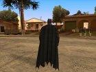Тёмный рыцарь Бэтмен HD (DC Comics) для GTA San Andreas вид сзади