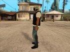 Террорист в бронежелете for GTA San Andreas top view