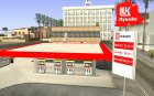 The Lukoil Gas Station