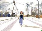 Эш Кетчум из мультсериала Покемон for GTA San Andreas rear-left view