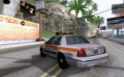 2003 Ford Crown Victoria 'Friday Harbor Fire Dept.' для GTA San Andreas вид слева