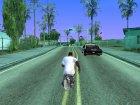 Автомобили, едущие на вызов для GTA San Andreas вид сверху
