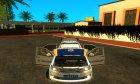 Toyota Fortuner Полиция Украины для GTA San Andreas вид сзади