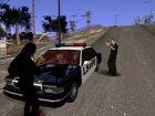 Кровь на стекле авто for GTA San Andreas top view