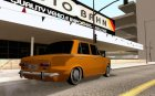 ВАЗ 2101 Реставрированный for GTA San Andreas top view