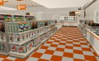 Новый магазин Дикси for GTA San Andreas rear-left view