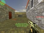 de_abbey для Counter-Strike 1.6 вид изнутри