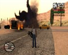 Реалистичные эффекты for GTA San Andreas rear-left view