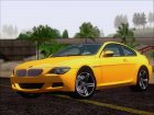 BMW M6 E63 2010 for GTA San Andreas