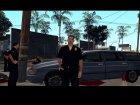 Дорожная авария for GTA San Andreas top view
