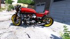 Honda CB750 Cafe Racer 2.0 for GTA 5 left view