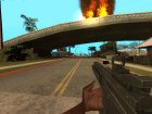 Пак крутых оружий для GTA San Andreas вид справа