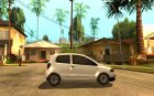 Volkswagen Fox 2011 for GTA San Andreas inside view