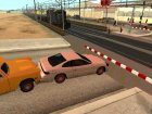 Русская ЖД модификация v1.0 для GTA San Andreas вид сверху
