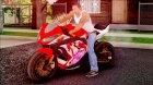 Kawasaki Ninja FI - Rias Gremory Itansha