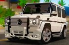 Mercedes-Benz G65 2013 Hamann Body