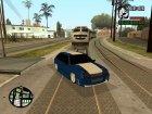 Пак машин Ваз в тюнинге by Rusak для GTA San Andreas вид сбоку