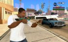 Новый дробовик for GTA San Andreas rear-left view