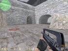 Ultimate HD FAMAS для Counter-Strike 1.6 вид слева