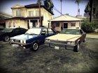 Небольшой пак машин для GTA San Andreas вид изнутри