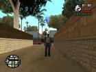Мод Гравитация для GTA San Andreas вид слева