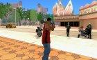 RPG из IV в SA v2 для GTA San Andreas вид сзади слева