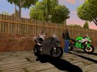High Rated 6 Motorcycle Pack для GTA San Andreas вид сзади