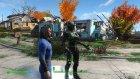 Компаньон Штурматрон-Доминатор для Fallout 4 вид сзади слева