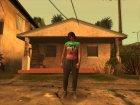GTA V Online DLC Female 1 для GTA San Andreas вид изнутри