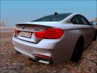 BMW M4 GTS High Quality для GTA San Andreas вид сзади слева
