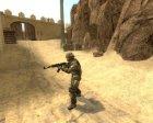 d0nn's Desert UrbanMedic for Counter-Strike Source inside view