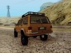 Jeep Cherokee 1984 for GTA San Andreas left view