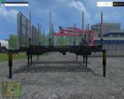 Absetzrahmen Forest v1.3 for Farming Simulator 2015 top view