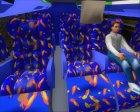 Marcopolo Paradiso G6 1800DD 8x2 SCANIA K420 Brasilian Bus Lines for GTA San Andreas