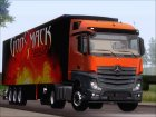 Mercedes-Benz Actros MP4 Stream Space Black  4x2 V2.0