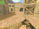 Катана for Counter-Strike 1.6 left view