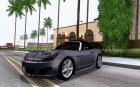 Saturn Sky Red Line 2007 v1.0 for GTA San Andreas left view