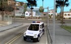Ford Transit Connect Turkish Police