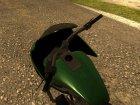 Bagger из GTA V для GTA San Andreas вид сверху
