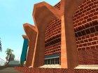 Новые текстуры стадиона Los Santos Forum for GTA San Andreas back view