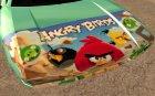 Angry Birds Infernus для GTA San Andreas вид сзади слева