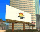 New billboards beta version for GTA San Andreas top view