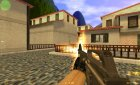 Hav0c/Twink's 1967 M16A1 on DMG anims for Counter-Strike 1.6 left view
