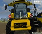 New Holland CR 1090 v1.0 для Farming Simulator 2013 вид слева