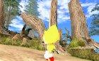 Super Sonic Classic для GTA San Andreas вид слева