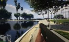 AA12 for GTA 5 left view