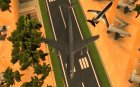Lockheed C-5M Galaxy для GTA San Andreas вид изнутри