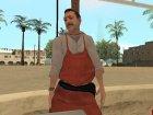 Mega Skins pack для GTA San Andreas